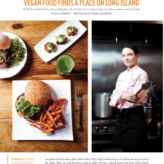 Edible Long Island Magazine